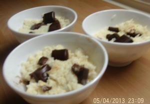 Čokoládová rýže