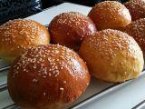Hamburgerové bulky recept