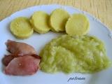 Bramborové knedlíky bez lepku, mléka a vajec recept