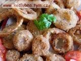 Cibulové chipsy recept