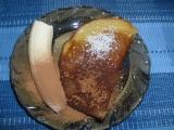 Celozrnné placičky s banánem recept
