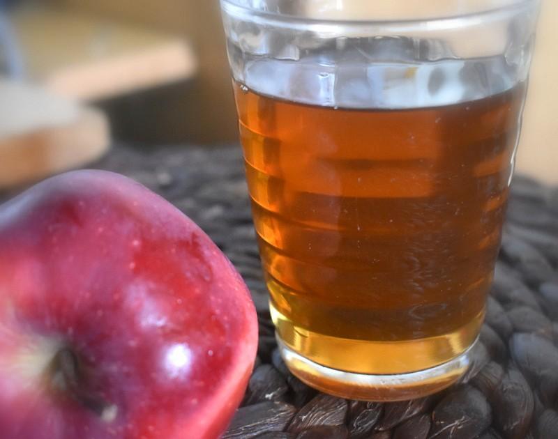 Sterilovaný jablečný mošt recept
