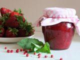 Jahodová marmeláda s mátou a růžovým pepřem recept ...
