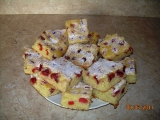 Bublanina s třešněmi recept