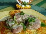 Vepřové medailonky s bramboráčky recept