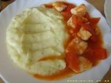 Prsíčka v rajčatové šťávě recept