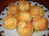 Větrníky karamelové recept