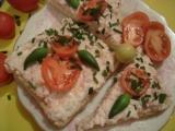 Pomazánka surimi se salámem a sýrem recept