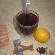 Pečený čaj studený i teplý recept