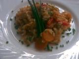 Exotická rýžová pánev recept