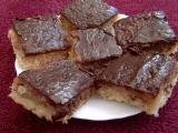 Obrácený jablkový koláč II. recept