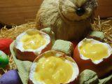 Vajíčka s vaječným koňakem recept