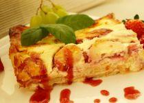 Čokoládové lasagne recept