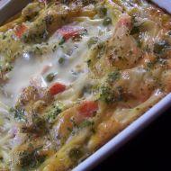 Zeleninovy nákyp recept