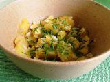 Německý bramborový salát recept