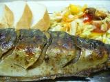Pečená makrela recept