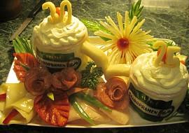 Chlebový dort  pullitr recept