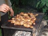 Grilované kuřecí špalíčky recept