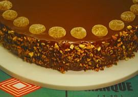 Ořechový dort podle M. Janků-Sandtnerové recept