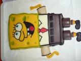 Spongebob v kalhotách recept