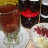 Pečený čaj z letního ovoce recept