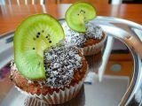 Bezlepkové kokosové muffinky s Monte recept
