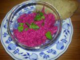Salát z červené řepy s jogurtem recept