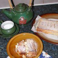 Tvarohový závin s meruňkami recept