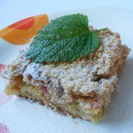 Nejlepší rebarborový koláč recept