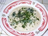 Rychlá vločková polévka s celerem recept