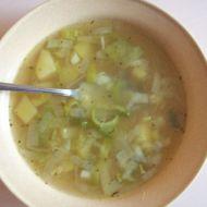 Klasická pórková polévka recept