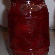 Jahodová marmeláda z domácí pekárny recept