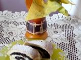 Rychlý závin z kynutého těsta  s mákem, ořechy... recept ...