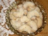 Vanilkové rohlíčky od babičky recept