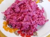 Salát z červené řepy II. recept