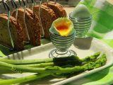 Vajíčko a chřest recept