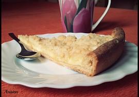 Tvarohový koláč  kynutý bez kynutí recept