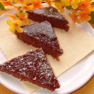 Coca-colový koláč s kakaovou polevou recept