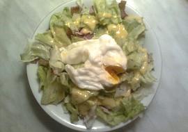 Selský salát ala Zd. Pohlreich :) recept