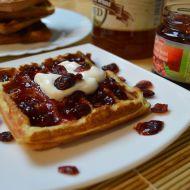 Tradiční vafle recept
