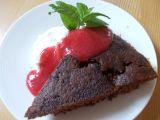 Kakaový bramborový dort recept