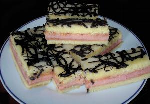 Punčové řezy  jako z cukrárny :-)