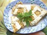 Jablečný linecký koláč recept