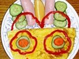 Večeře nebo snídaně pro děti recept