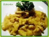 Kuřecí prsa na kari s ananasem recept