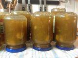 Rebarborový džem se zázvorem recept