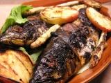 Grilovaná pomerančová makrela recept
