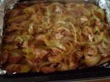 Ražniči na plechu recept