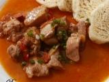 Krůtí guláš Pikant recept