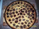 Švestkový koláč recept